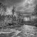 Eighteenmile Creek 1835b by Guy Whiteley