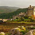 Eilean Donan Castle Scotland by Michalakis Ppalis