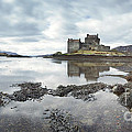 Eilean Donan Castle Scottish Highlands Uk by Matteo Colombo