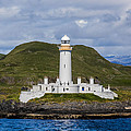 Eilean Musdile Lighthouse by Tom and Pat Cory