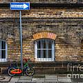 Einbahnstrasse by Ari Salmela