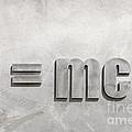 Einstein Sculpture Emc2 Canberra Australia by Colin and Linda McKie