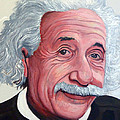 Einstein by Tom Roderick