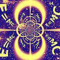 Einstein's Universe 3 by Aurelio Zucco