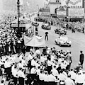 Eisenhower Victory Parade by Granger