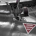 Ejection Seat Warning by Steven Milner