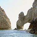 El Arco De Cabo San Lucas by Christy Gendalia