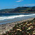 El Capitan Beach by Kathy Yates