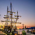 El Galeon Andalucia by Rob Sellers