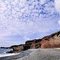 El Golfo On Lanzarote by Karol Kozlowski