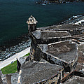 El Morro From Above by George D Gordon III