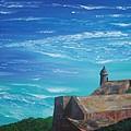 El Morro II by Tony Rodriguez