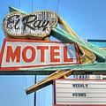 El Ray Motel by Jane Linders
