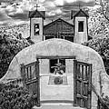 El Santuario De Chimayo by Lou  Novick