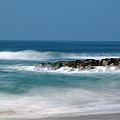 El Segundo Beach Jetty by Joe Schofield