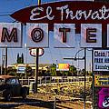El Trovatore Motel by Angus Hooper Iii