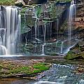 Elakala Falls by Benjamin DeHaven