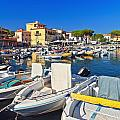Elba Island - Marina Di Campo by Antonio Scarpi