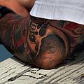 Elbow On The Pier by Joe Darin