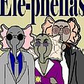 Ele-phellas by Pharris Art