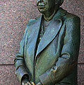 Eleanor Roosevelt Memorial Detail by John Cardamone