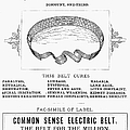 Electric Belt Ad by Granger