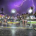 Electric Detroit  by Nicholas  Grunas