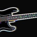 Electric Guitar by Judy Vincent
