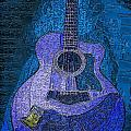 Electric Guitar by Philip  Dammen