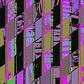 Electric Magenta by David Pantuso