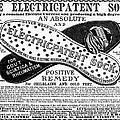 Electric Socks, 1884 by Granger