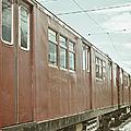 Electric Train by Margie Hurwich