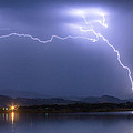 Electrical Arcing Sky by James BO Insogna