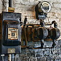 Electrical Energy Safety Switch by Paul Ward