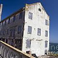 Electrical Repair Shop Alcatraz Island by Jason O Watson