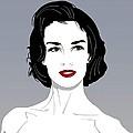 Elegant Model by Prentice
