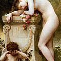 Elegy by William Bouguereau