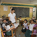Elementary School by Jim West