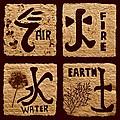 Elements by Barbara St Jean