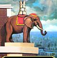 Elephant Castle by Peter Green