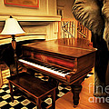 Elephant In The Room 20141225 by Wingsdomain Art and Photography