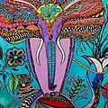 Elephant by Rebeca Rambal