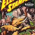Elephant Stampede, Aka Bomba And The by Everett