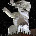 Elephant Statue by Bill Jonas