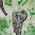 Elephant Walk by Cori Solomon
