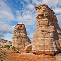 Elephant's Feet Rock Formation by Jeff Goulden