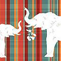 Elephants Share by Alison Schmidt Carson