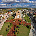 Elevated View Of Ave Maria Oratory by Panoramic Images