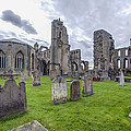 Elgin Cathedral Community - 3 by Paul Cannon