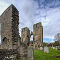 Elgin Cathedral Community - 5 by Paul Cannon